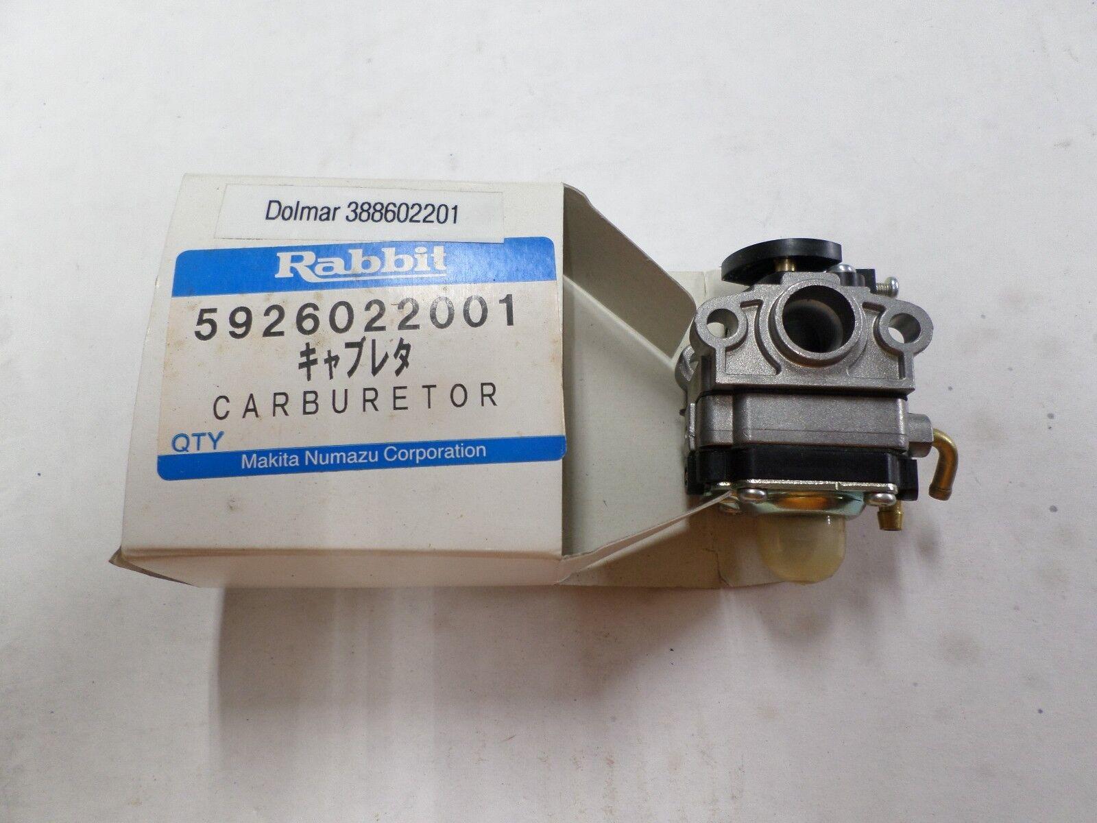 Original Makita Soplador Cocheburador para BHX2500 5926022001