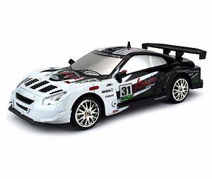 1:24 Nissan Skyline GT-R RC Car Drift Racing King 4WD Remote Control ...