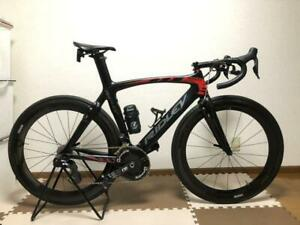 Ridley-NOAH-FAST-Road-Bike-2015-model-size-S-Altegra-R-8050-di2-black-body