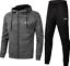 Mens Under Armour Sport Tracksuits Training Gym Running Sweatshirts+Pants Dood