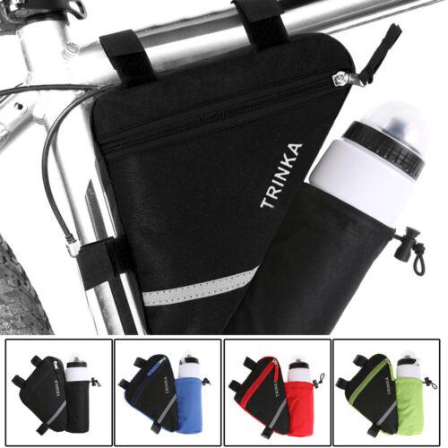 Tasche Oben Rahmen Dreieck Lagerung Koffer Packtasche Fahrrad Nützlich