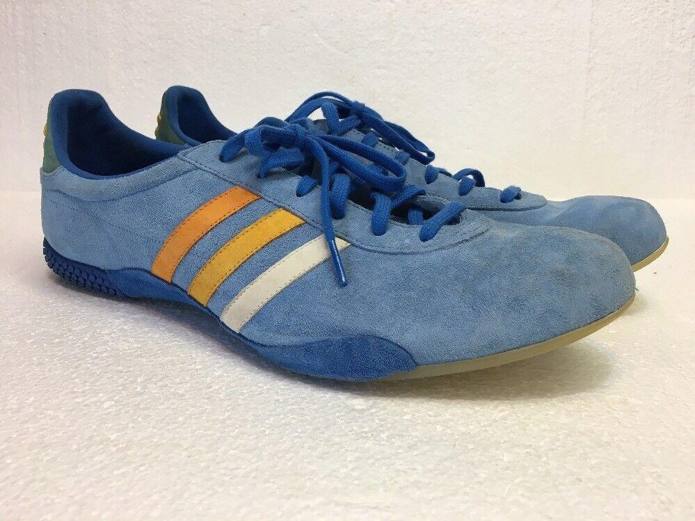 Adidas Originals Muenchen 1972 Spike Size 13.5 - 17566 - Blue Suede