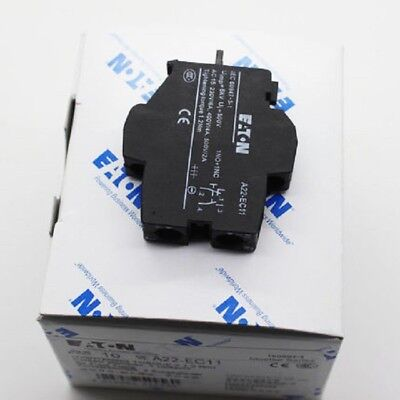 Eaton,Moeller A22-EC20 Auxiliary Contact
