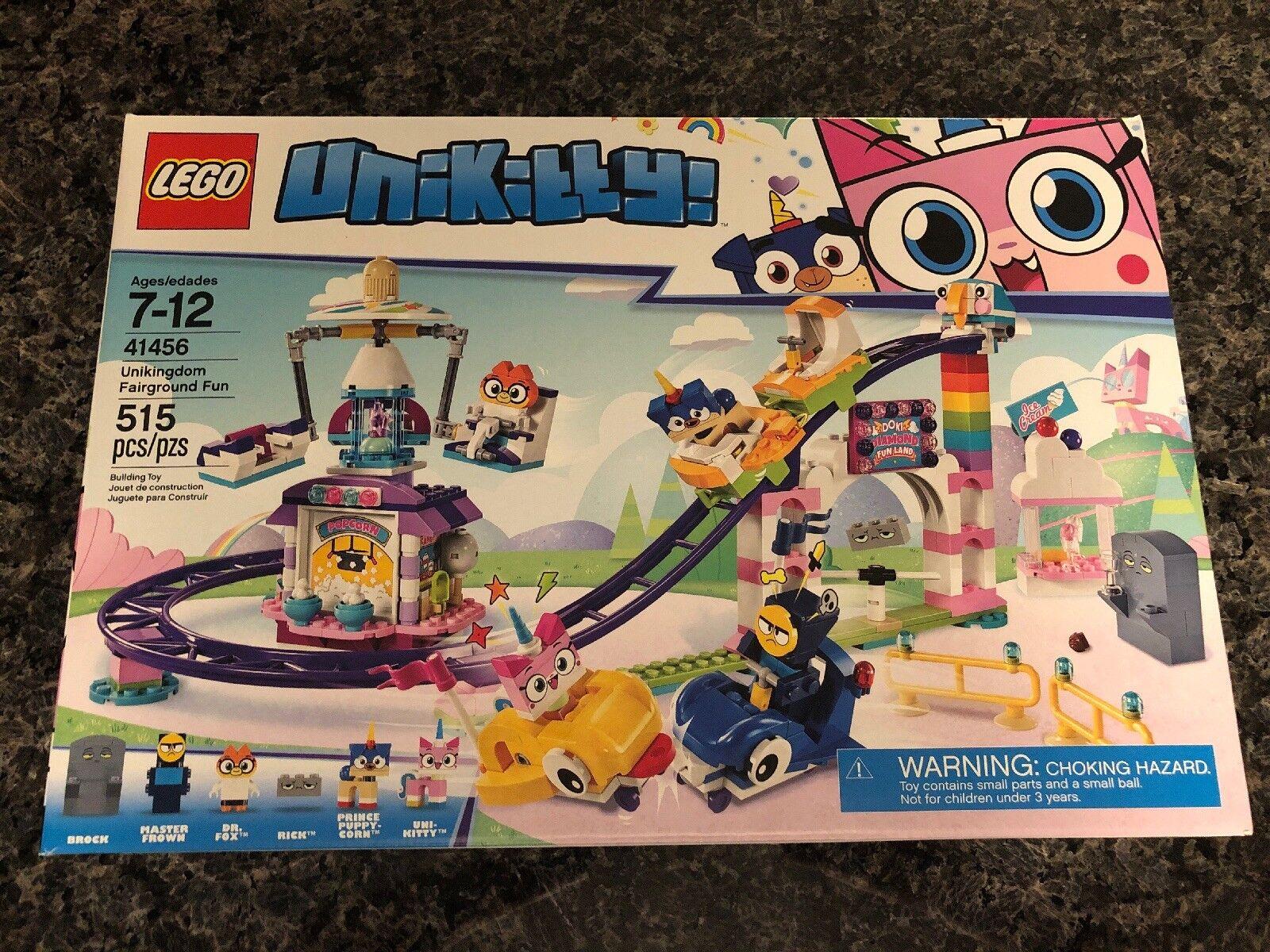 LEGO Unikitty Unikingdom Fairground Fun 41456 Christmas Gift Girls Boys Boys Boys 558a52