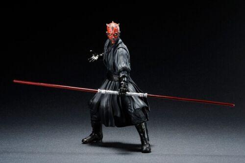 Kotobukiya ARTFX Star Wars Darth Maul 1//10 scaled Phantom Menace