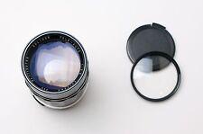 Soligor Tele-Auto 135mm f2.8 Telephoto M42 Filter & Caps NEX Micro 4/3 (#1893)