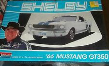 Monogram Shelby '66 Mustang Gt350 1 24