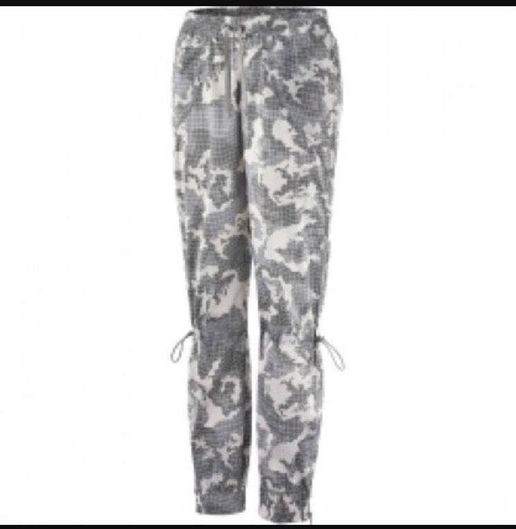 R BNWT Adidas Stella McCartney Woven Pants Yoga Work Out Gym XS S