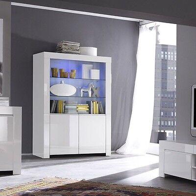 Credenze madie vetrine buffet collezioni su ebay for Vetrine soggiorno ikea