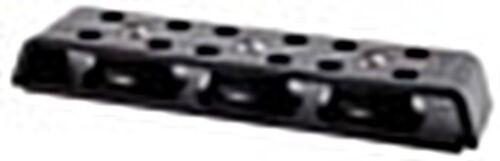 Osculati Anodised Aluminium Deck Organiser 3-Pulley
