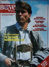 Programm 1993/94 FC Bayern München - Hamburger SV