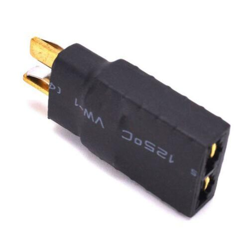 Deans T-Plug to Traxxas Adapter Male Female Battery Connector TRX RC 1pc