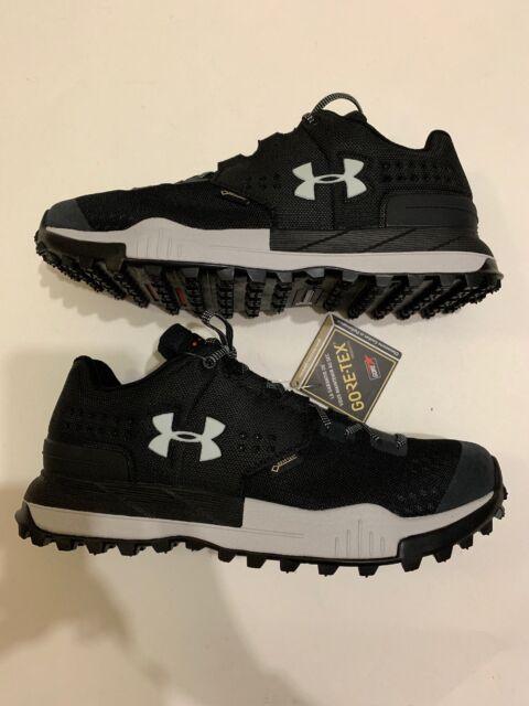 028c30fa3e6 Under Armour Newell Ridge Low GTX Hiking Shoes 1287341-001 Sz 9 BLK