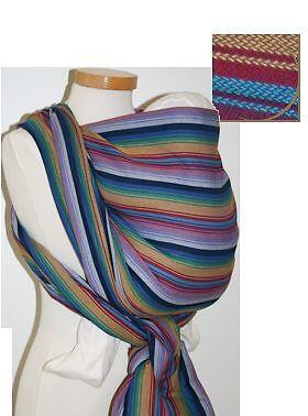 Storchenwiege Inka Baby Wrap