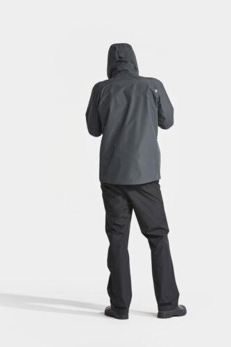Didriksons Funktionsjacke Jacke STRATUS USX JKT grau winddicht wasserdicht