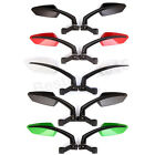 10mm Motorcycle Rearview Mirrors For 2014 2015 2016 2017 Honda GROM 125 MSX125