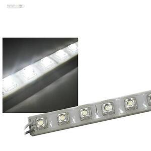 led superflux lichtleiste strip 50cm wasserdicht ip65. Black Bedroom Furniture Sets. Home Design Ideas