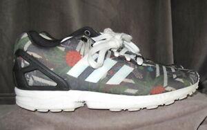 zx flux w farm sneakers
