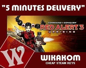 command and conquer red alert 3 mac digital