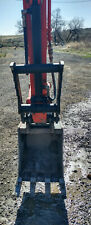 Hydraulic Thumb Attachment Claw Kubota Excavator U27 For Quick Connect Bucket