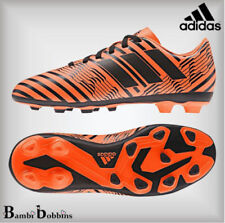 Adidas NEMEZIZ 17.4 FxG Football Boots Girls Boys Size UK 10 11 Kids 5 Adult