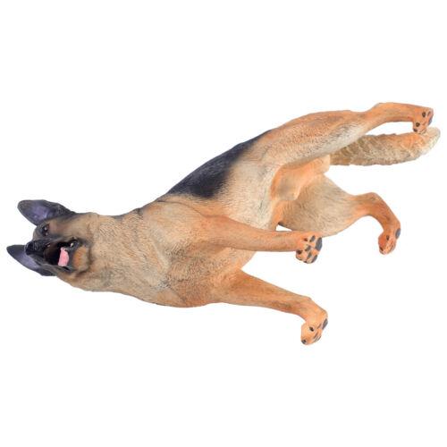 figurines Collection statues décoratives berger chien échelle 1//6 figurines