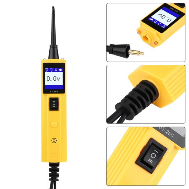AUTOOL BT260 Power Scan Car Super Probe Electrical System Circuit Tester Tool HG
