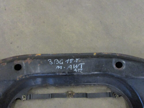 Vorderachse VW Passat 3B 3BG 1.8T AWT AEB Motorträger Achse vorne 8D0399313BM
