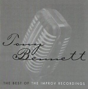 TONY-BENNETT-The-Best-Of-The-Improv-Recordings-2011-16-track-CD-album-NEW