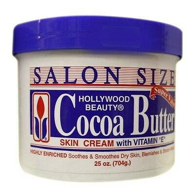Hollywood Beauty Cocoa Butter Skin Creme with Vitamin E 708 gm