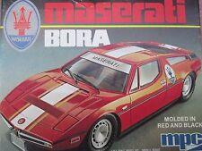 MASERATI BORA MPC 0552 1:24 KIT 1979 ISSUE