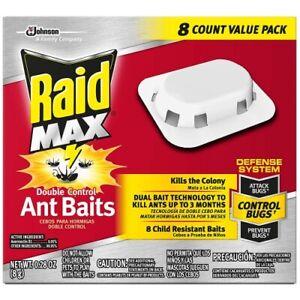 Raid 76749 Dual-control Ant Bait-afficher Le Titre D'origine
