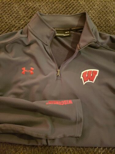 Under armour Wisconsin Badgers Pullovers