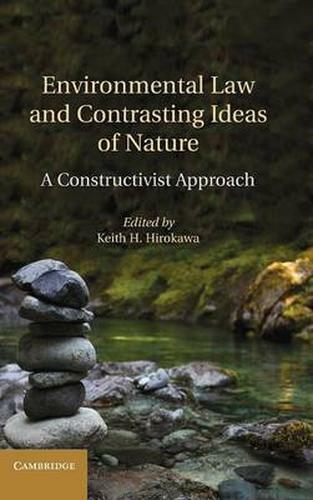 1 of 1 - Environmental Law and Contrasting Ideas of Nature: A Constructivist Approach, ,