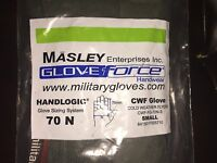Goretex Nomex Flyers Gloves Masley Foliage Military Cold Weather Small