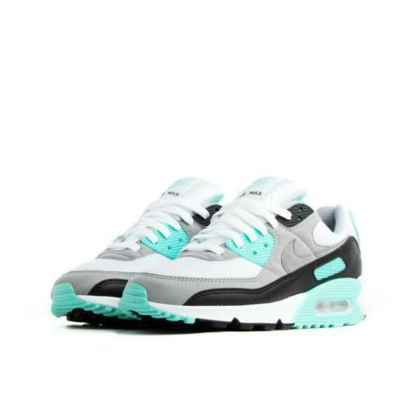 Size 6.5 - Nike Air Max 90 Turquoise 2020 for sale online | eBay