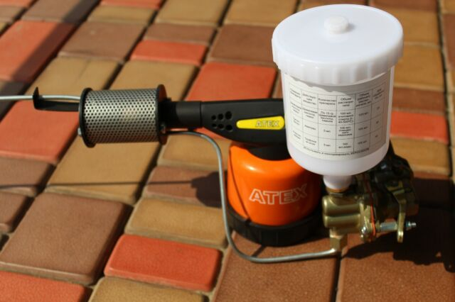VAROMOR Beekeeping Vaporizer Mites Oxalic Acid Bee Varroa SMOKE CANNON