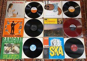 50x-LP-Record-Collection-Rare-Reggae-Ska-Calypso-Job-Lot-Vinyl-Bob-Marley