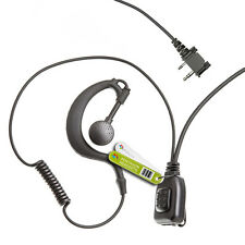 G tipo Auricolare per Icom RADIO (vite in 2 PIN) F12 F15 F22 F25 F3gs F3gt f34gs