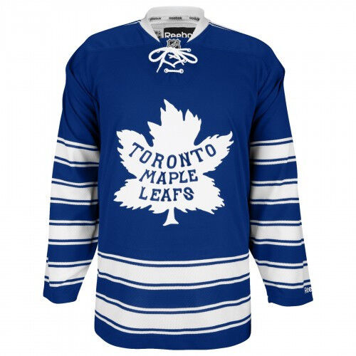 2014 Winter Classic Toronto Maple Leafs Premier Jersey by Reebok for sale  online  c2fa717a5