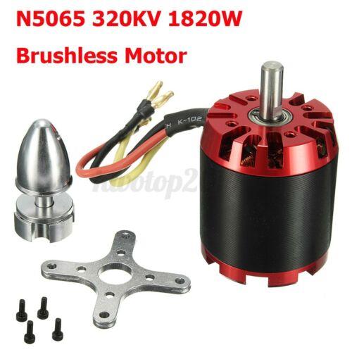 1820W 320KV 320rpm//v N5065 Outrunner Brushless Motor For Electric Skate Board