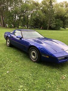 1985 Chevy C4 Corvette