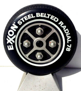 Exxon Steel Belted Radial 78 Tire Transistor Am Promo