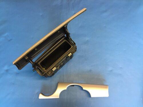 Secret boite R55//R56 BMW Mini One//Cooper//S Gloss Silver Dashboard Trim Set