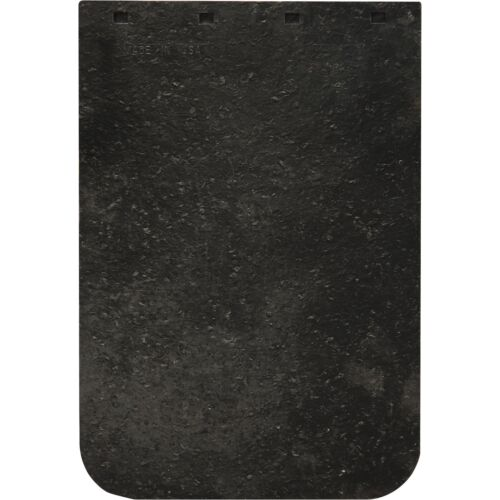 12in.W x 18in.L,#B1218LSP Pair Buyers Products Heavy-Duty Rubber Mud Flaps