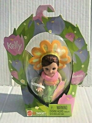 Barbie Melody Friend Of Kelly Target Special Edition Lil Flower Easter
