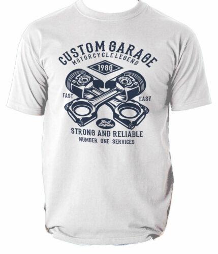 Limited Counts Kustoms Garage T-Shirt S-2XL