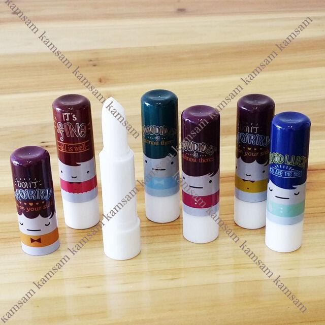 1x wishes doll fruity lip gloss lip balm fruity smell moist lip makeup gift