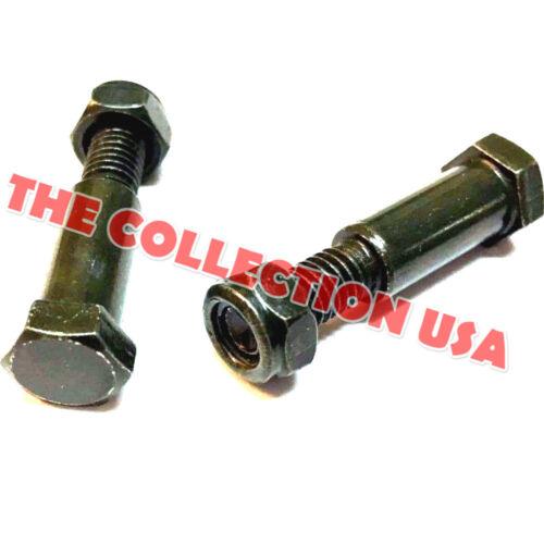 2 Kawasaki Replacement Handlebar Brake Clutch Lever Pivot Bolts