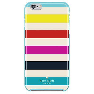 NEW Kate Spade New York Hybrid Hardshell iPhone 6 Plus and 6s Plus 5.5 MODEL